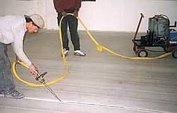 polyurea metering pump